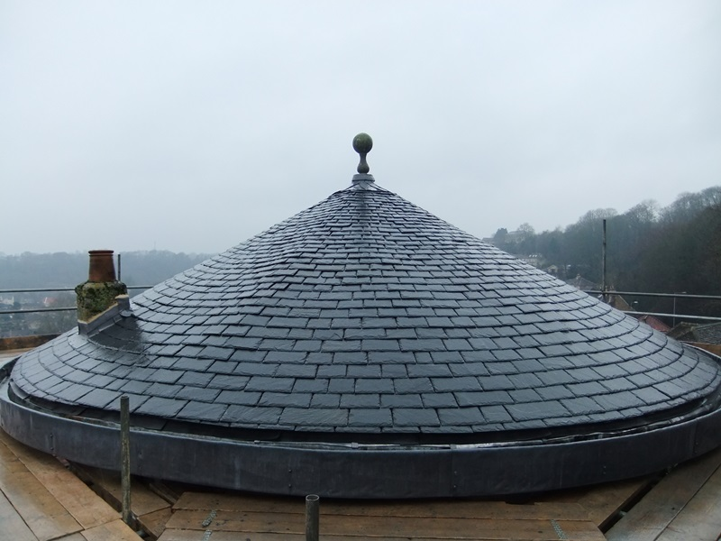 Roof And Tiling Gallery Bath M J Faint Ltd Roofers